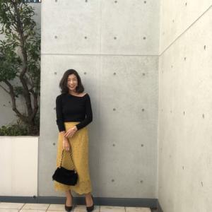 【大人婚活】婚活コーデにおすすめ!絶対に勝ってほしい新作GUレーススカート!
