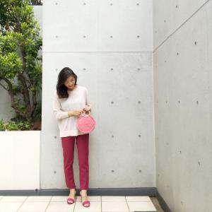 "【GU】シアー感が素敵な新作セーターで大人のワントーン""フェミニン""デートコーデ"