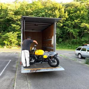 明日は和歌山県まで日帰りで出張となりました