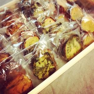 出店者様紹介★「てづくりお菓子のemu」シフォンケーキ、焼き菓子など販売★