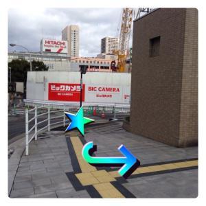 広島ドリームプロジェクト搬入口について