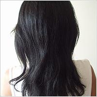 髪美人さんの声:レフィーネシャンプーで洗った後のしっとり感も大好きです。