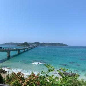 家族旅行*角島〜♪