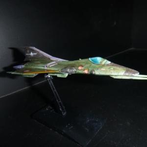 宇宙戦艦ヤマト2202 メカコレクション 99式空間戦闘攻撃機 コスモファルコン