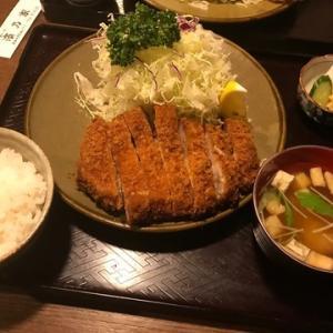 とんかつブロガーいけちゃん丸とリブロース行脚 濱乃家(東京都 青梅市)
