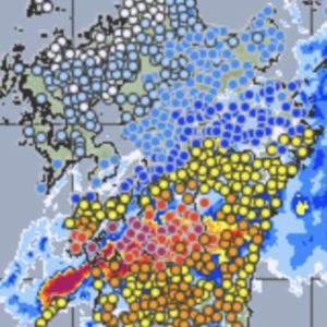 お客様のお便り☆体験談*九州の大雨にて