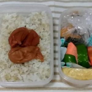 2019年6月3~7日の(ほぼ)まるごと冷凍弁当。