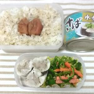 2019年6月10~14日の(ほぼ)まるごと冷凍弁当。