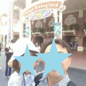 ディズニーリゾート2泊3日①