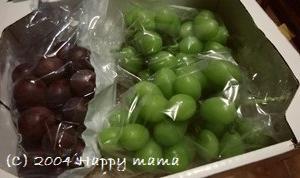 果物たくさん☆彡