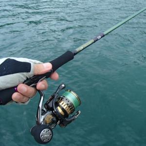 9月の県内釣行