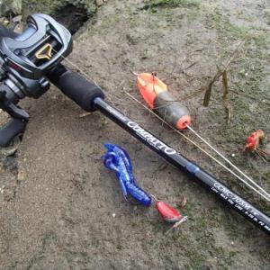3週間ぶりの釣行