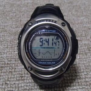 釣り用腕時計考