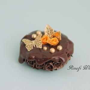 【講師講習】チョコレートケーキ