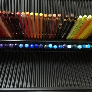 【塗り絵】色彩の勉強をしたくて
