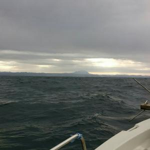 冬の海になっとる