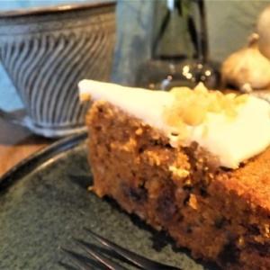 喫茶カルメル堂【札幌大通】◆しっとりスパイシーなキャロットケーキとチャイでぽかぽか美味しいペアリング♪