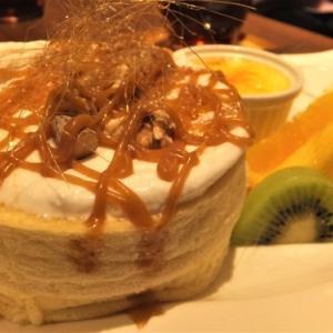 SweetsSmile(スイーツスマイル)【札幌駅東急百貨店内】◆札幌駅スグ!ゆっくりできる穴場カフェでもっちりパンケーキ♪