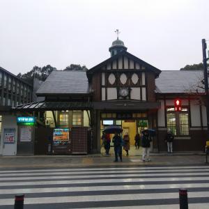 JR東日本 「原宿駅」を大規模に改良 2層の駅舎を新設、臨時ホームを外回り専用ホームに改良する「