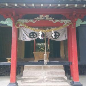 一之宮神社-あうん