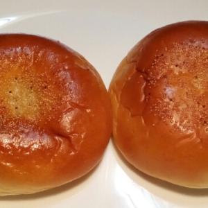 北海道あずきの藻塩あんパン(つぶ)/ベーコンたまご安納芋サラダサンド サンジェルマン