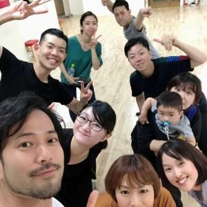 東金ダンスショーの練習!
