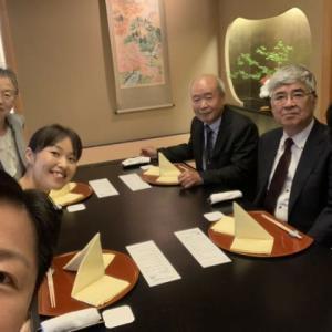 両親と食事会