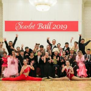 Scarlet  Ball  2019  〜夏の舞踏晩餐会〜