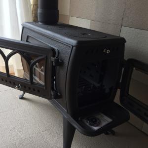 鋳物ストーブ設置&リフォーム 5
