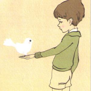 小鳥と少年