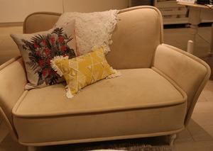 Francfrancのソファー