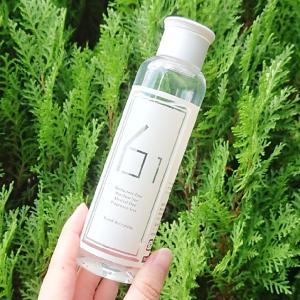 【敏感肌・乾燥肌】潤いは欲しいけど、ベタつきはイヤ!とろみ化粧水サラサラです♪乳酸菌すごい説。