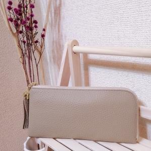 【めっちゃ好き!】絶対買い♡な使い勝手バツグンの、計算し尽くされたミニマム長財布♪
