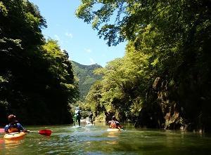 2019.6.16 白丸湖(白丸ダム)
