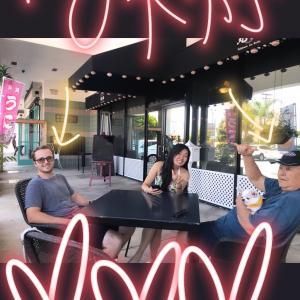 LA満喫 その5 一押しレストラン『丸秀うにクラブ』