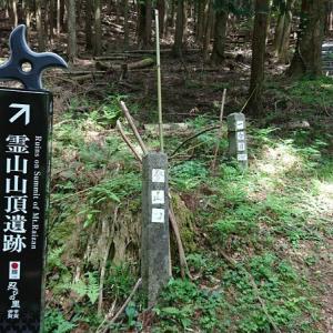 軽キャンで行く、笠置キャンプ場と山歩き。
