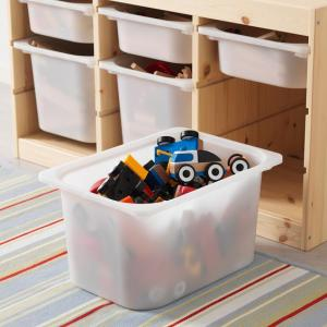 【おもちゃの片付け】知育玩具や英語教材を買ったのに活用されていない
