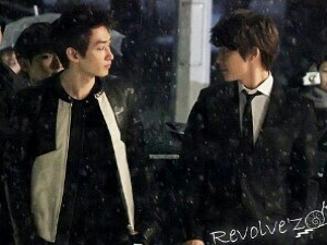 【SJ】ウネ♪「夏、雨の日は君が恋しくて④」