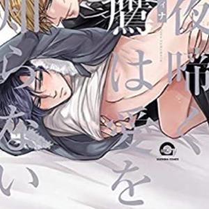 【BLコミック】軍人×自警団リーダー「夜啼く鷹は愛を知らない」山本ティナ