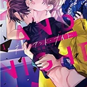 【BLコミック】女王様系ストリッパー「キス・アンド・ナイト(1) 」羽純ハナ