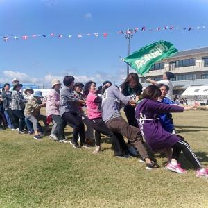 学区の体育フェスティバル