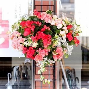 「なでしこ祭」に花を
