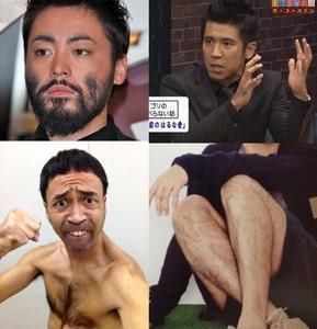 日本男子の脱毛事情ってどうなの?