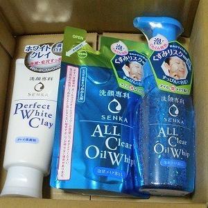 洗顔専科 オールクリアオイルホイップ
