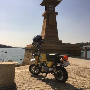 西日本横断の旅 3日目 広島県福山市鞆の浦