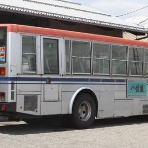 【新潟・秋田・弘前遠征】新潟交通観光バス H 14-N