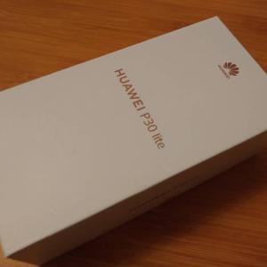 HUAWEI携帯を買いました 香港・深水埗