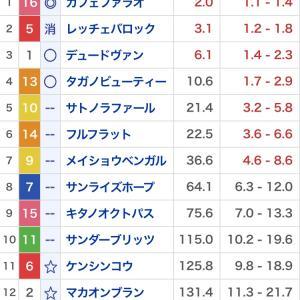 適当競馬6月2.3週 ユニコーンステークス・マーメイドステークス・エプソムカップ・函館SS