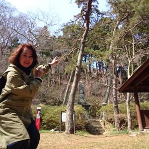 よし❗春だ❗函館山に登ろう❗の巻 ※※宮の森コース→いこいの広場※※