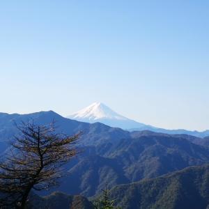 唐松尾山(JA/YN-022)、竜喰山(JA/ST-022) アクティベーション(後編)